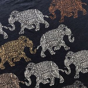 J. Crew Tops - 3/$25 J Crew Elephant T-shirt